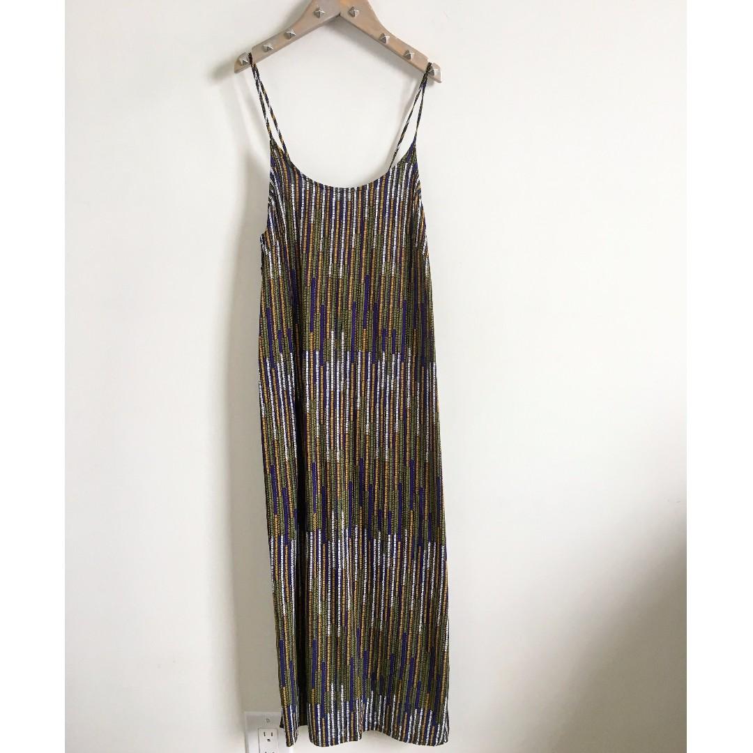 Long Indie Dress
