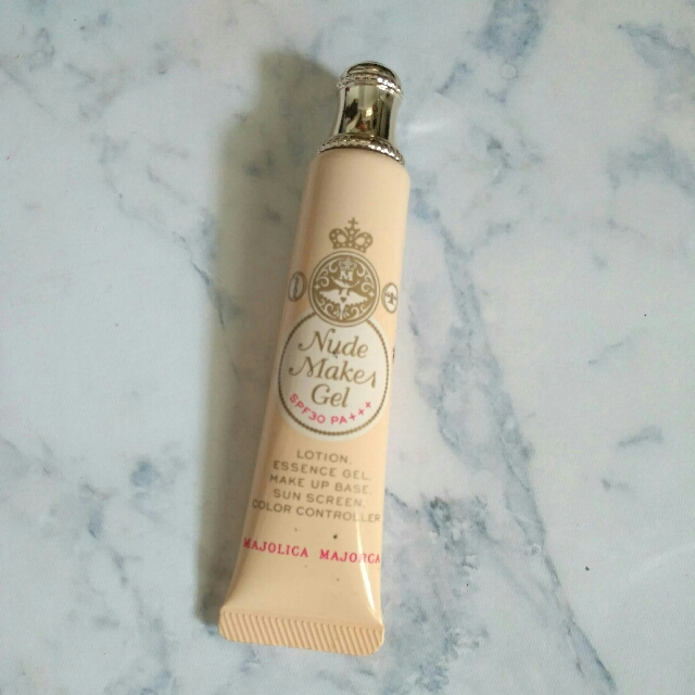 Majolica Majorca Nude Makes Gel (PRELOVED)