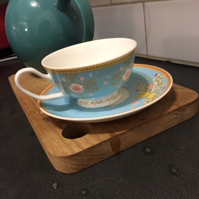 Maxwell and Williams teacup and saucer