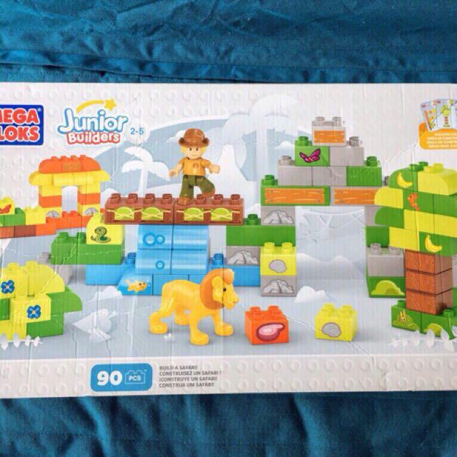 Mega blocks only for 15$