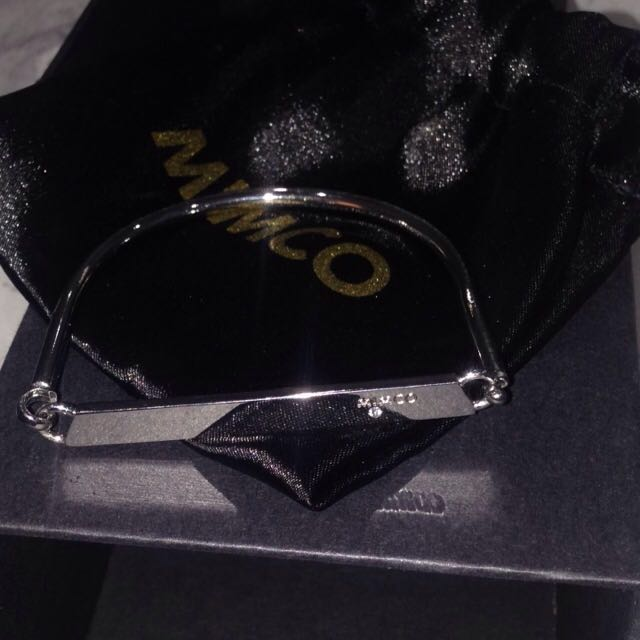 MIMCO Silver Bracelet FREE SHIPPING