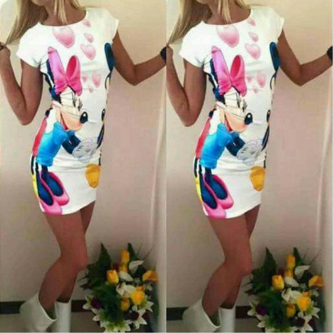 Minnie Mini Dress