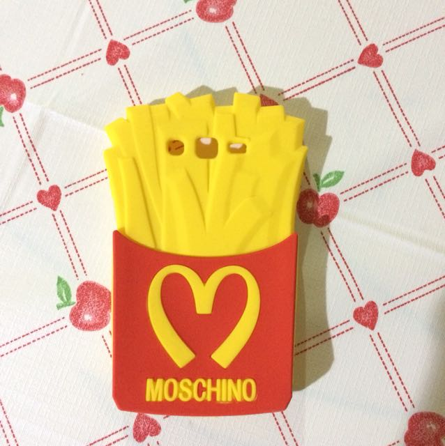 Moschino french Fries for Samsung Galaxy Grand Duos i9082