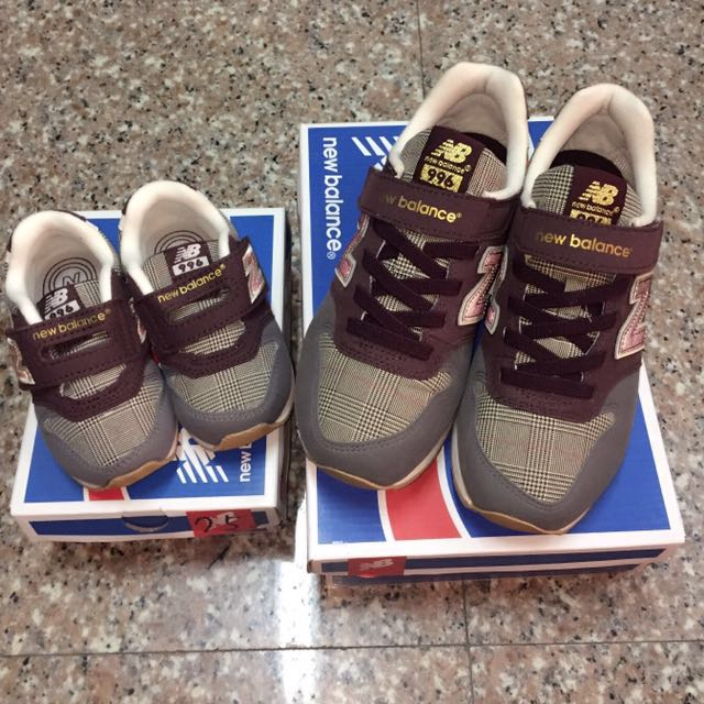 全新正品🎈new balance親子鞋👟布鞋👟嬰兒鞋