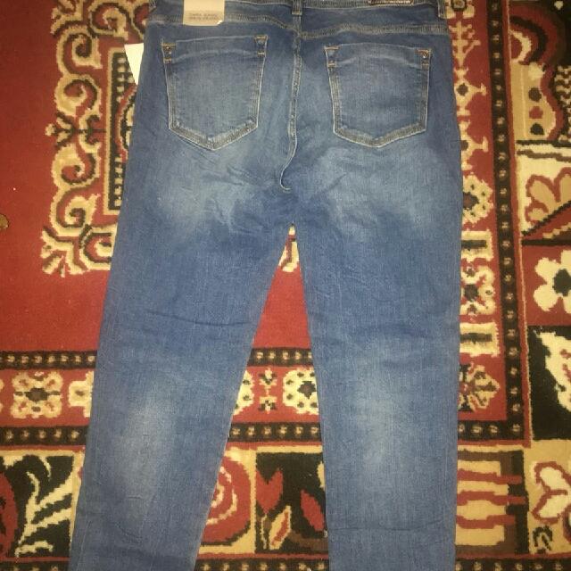 New Jeans Zara Original