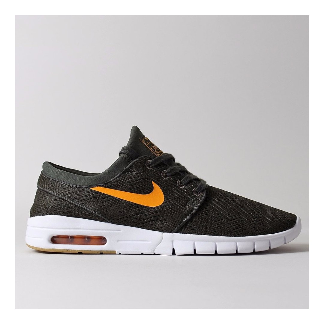 455a6140d826 NIKE SB STEFAN JANOSKI MAX SHOES – SEQUOIA CIRCUIT ORANGE GUM LIGHT ...