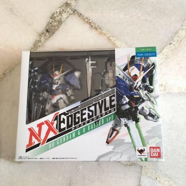 NX Edge style Gundam OO raiser