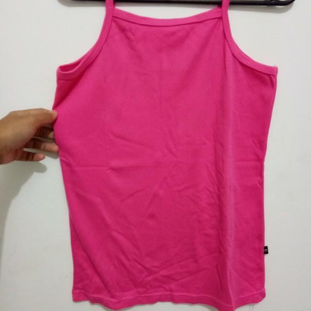 Oct Sale (tank top pink)