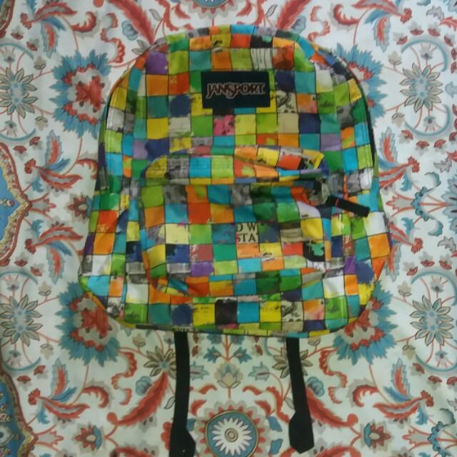 Original Jansport Superbreak Backpack