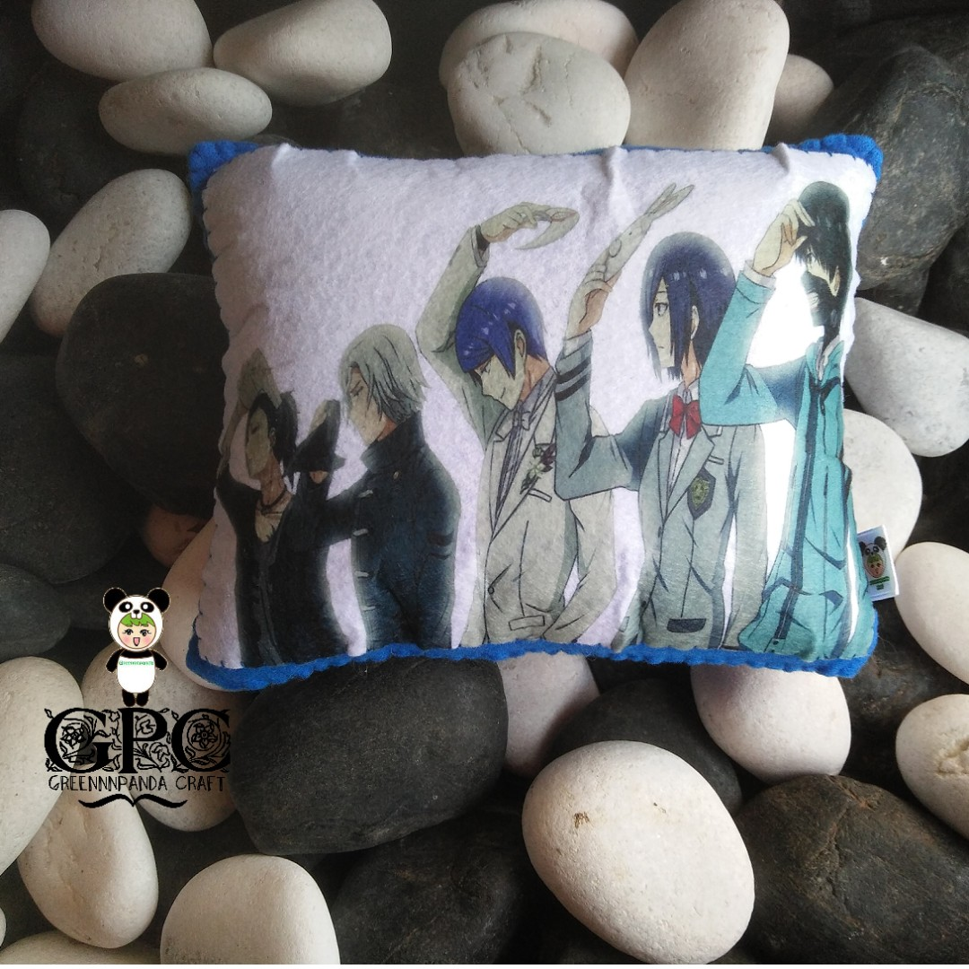Printed Anime Mini Pillow - Tokyo Ghoul #2