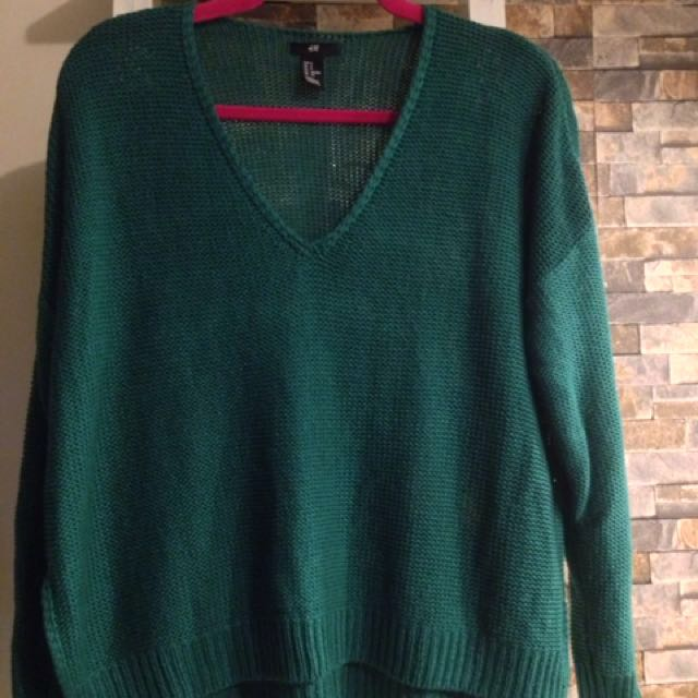 REPRICED!!! Authentic H&M Knitted Sweater