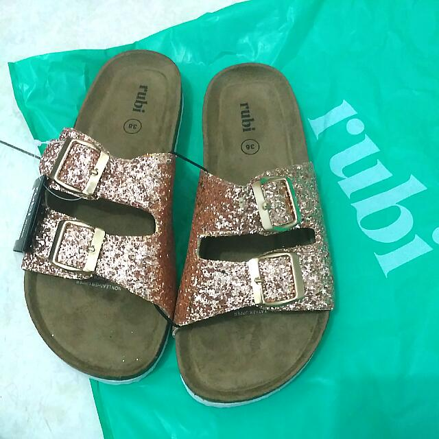RUBI Sandals ala Birkenstock Size 38