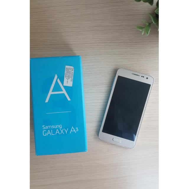 Samsung Galaxy A3 First Edition