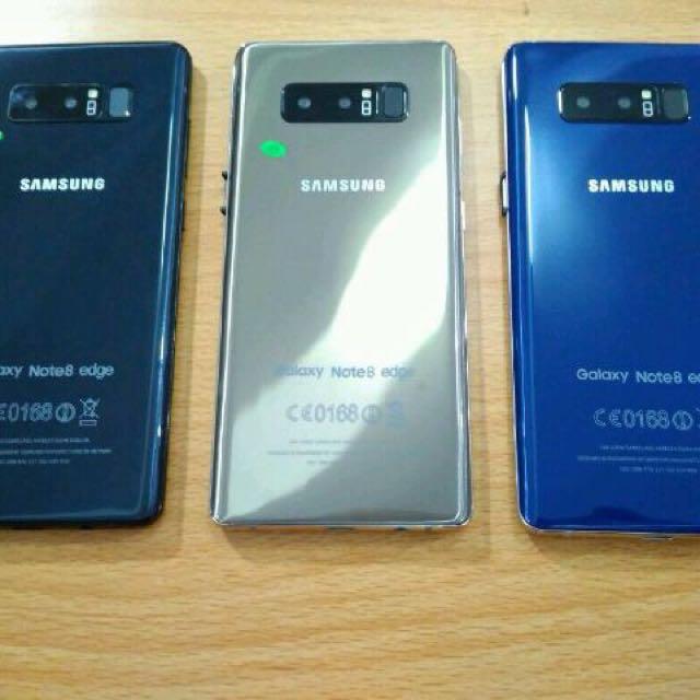 Samsung note 8 edge Hdc