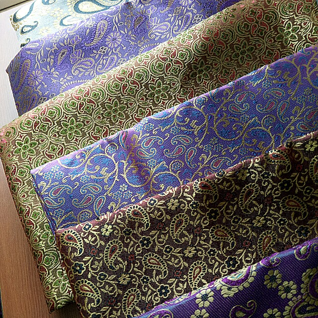 Scarf Songket by Nadha Scarf