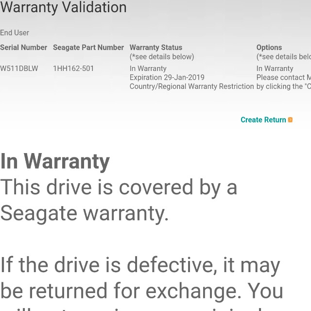 Seagate 1TB Surveillance Hard Drive CCTV Desktop