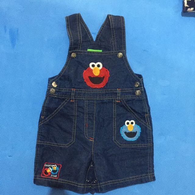 Sesame Street Jumper