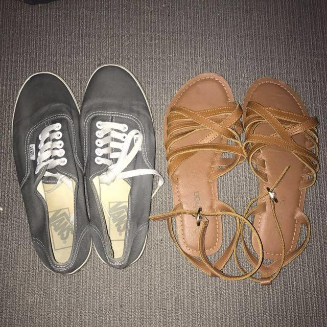 Shoes $5! (Vans SOLD)
