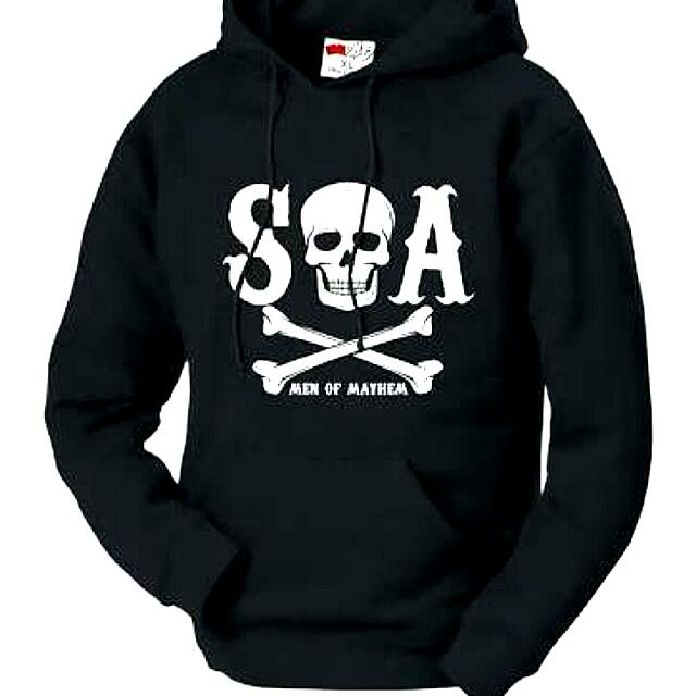 Sons Of Anarchy Hoodie Sweater Original