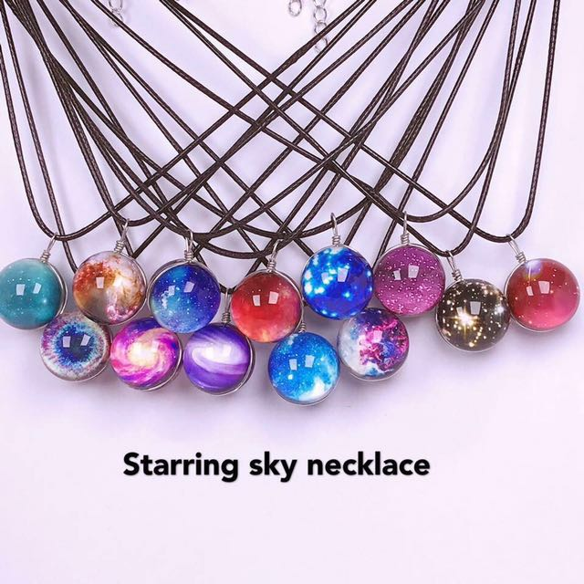 Starring Necklace