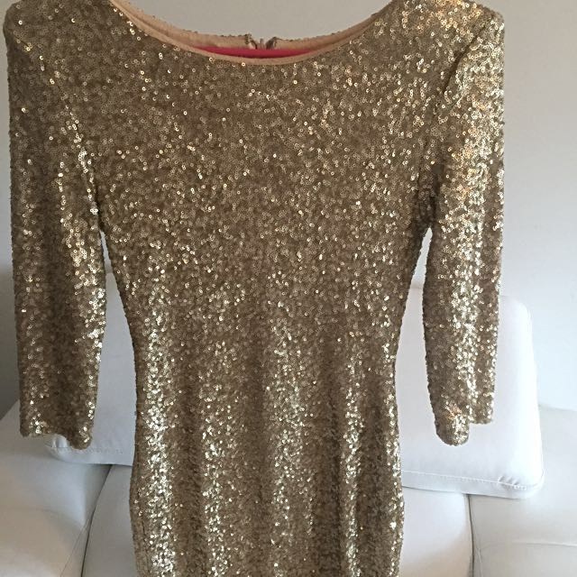 Stunning Honey Dress