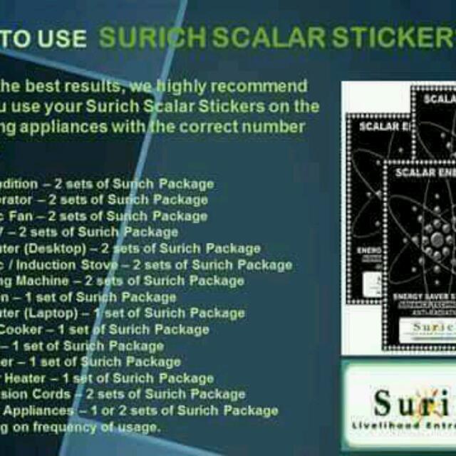 surich sticker