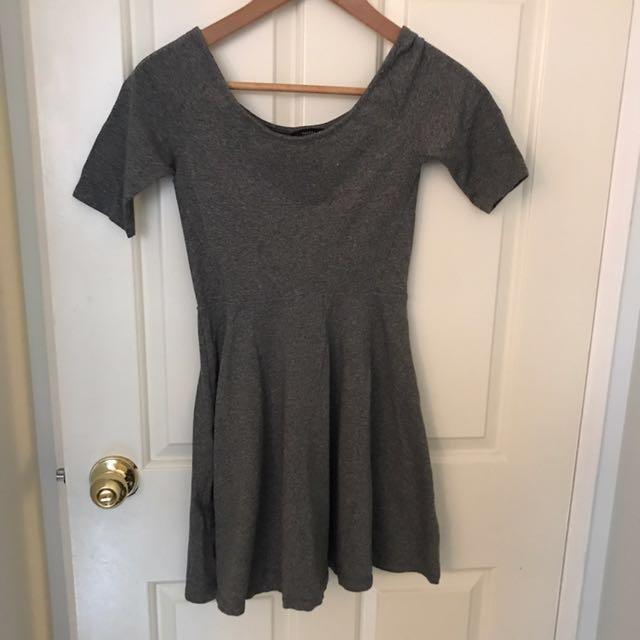 Talula grey dress