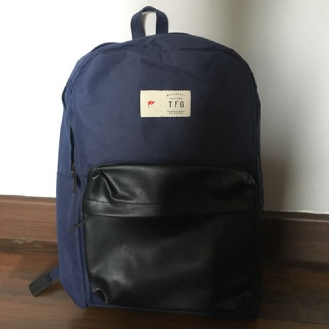 TFG Backpack classic 412 Blue