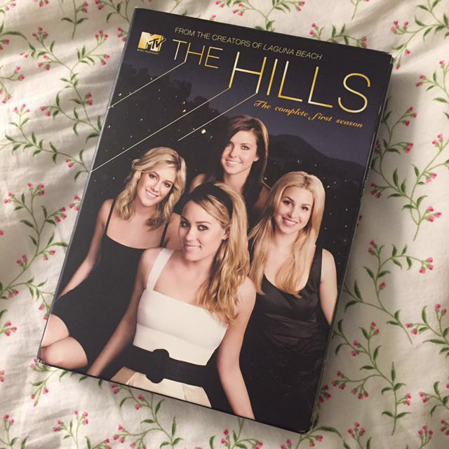 The Hills - The Complete First Season DVD