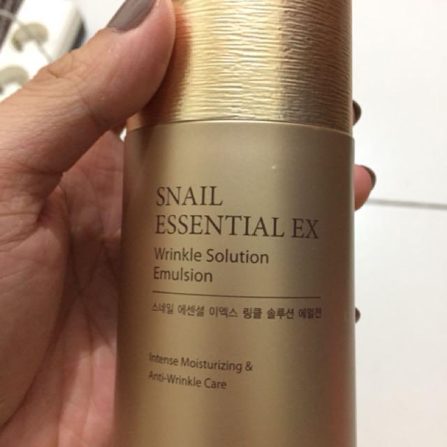 The saem snail essential ex
