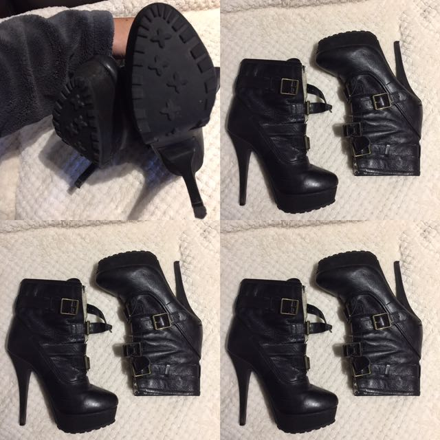 Tony Bianco High heel boots size 5