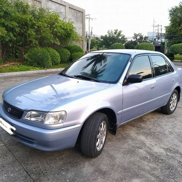 2000 Toyota Corolla For Sale: Toyota Corolla Lovelife 2000 Model, Cars For Sale On Carousell