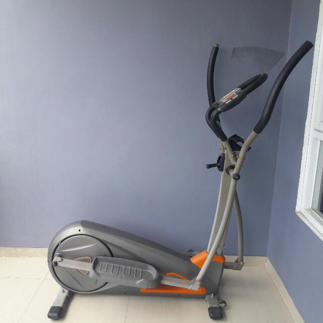 Treadmill SPORTOP Second Super Murah