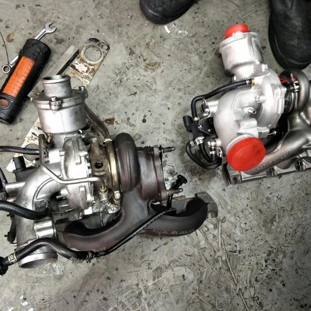 Turbo K03 & K04