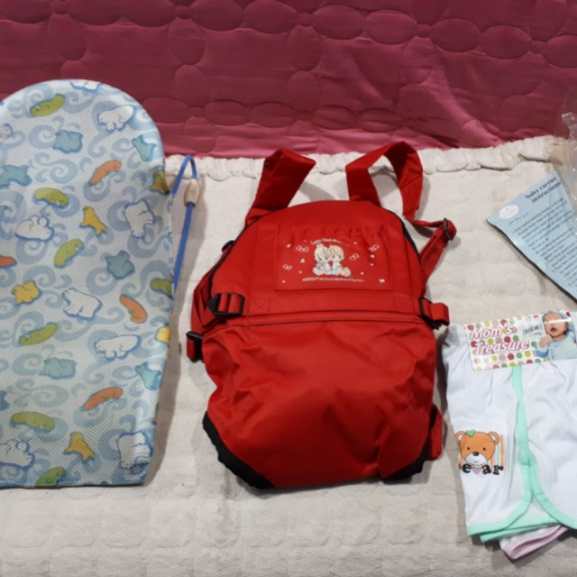 Take All! Baby Carrier, chair and free shorts