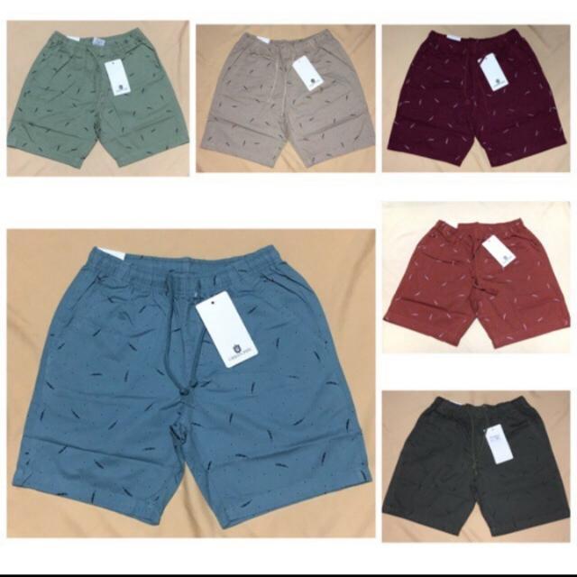 Urban Pipe Shorts