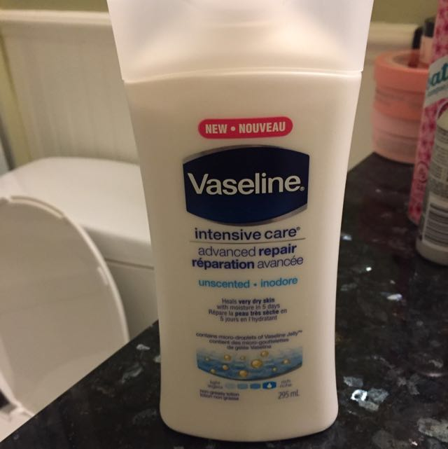 Vaseline Intensive Care Lotion