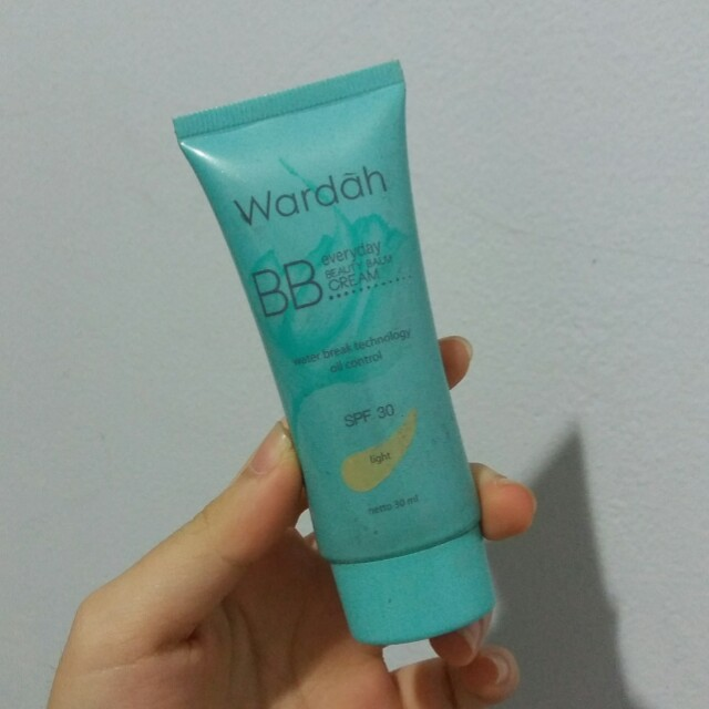 Wardah everyday BB beauty balm cream SPF 30