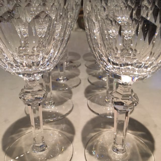 Waterford water goblets