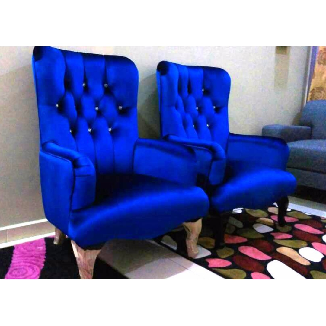 Wing Chair Sepasang