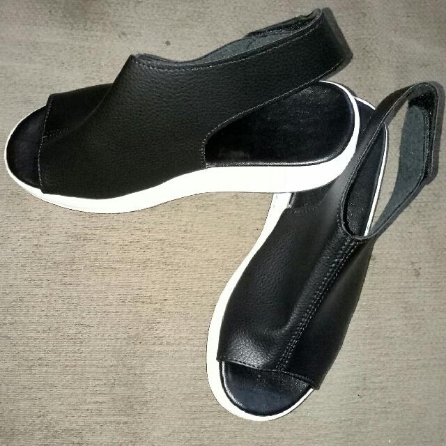 Women's Non-slip Platform Wedge Sandals (Hanyu)