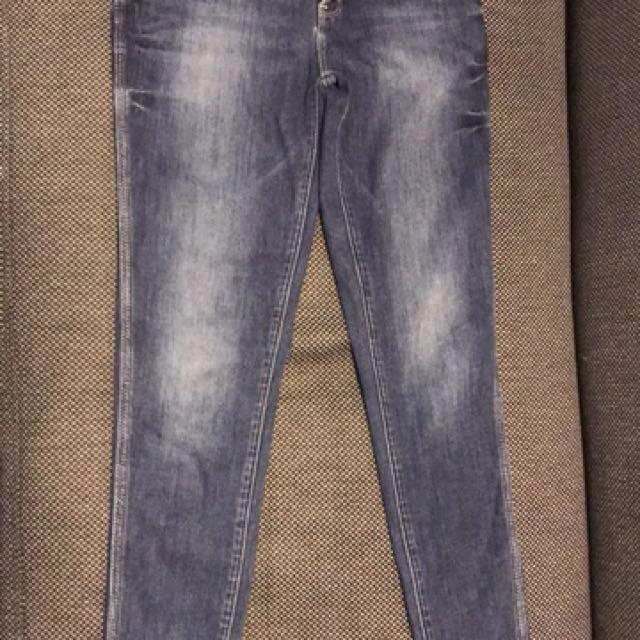 Wrangler denim pants! Good as new ❤️