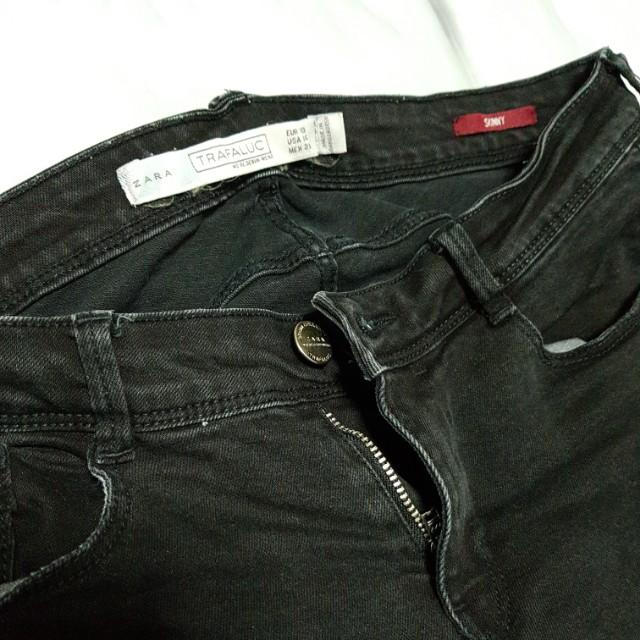 8b2fa7bb752 Zara Trafaluc Denim Wear (Skinny)