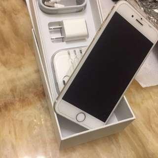 iPhone 6 香檳金/64G