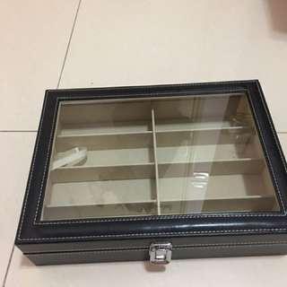 8格眼鏡展示盒,收納盒
