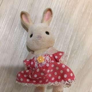 Sylvanian families rabbit