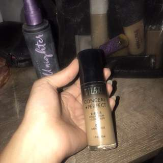 PRE-LOVED FOUNDATIONS