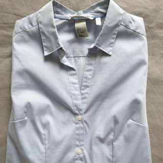 H&M Blue Shirt