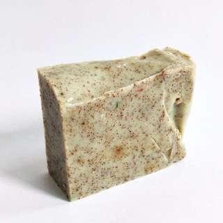 ReadtheLabel Gardener's Palm Mild Exfoliating Body Soap