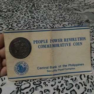 Old  Peso Commemorative Coin